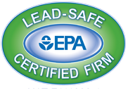 Certified Lead-Safe by the EPA